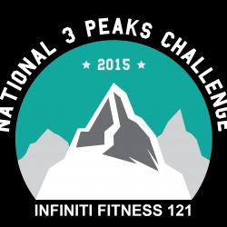 3 peaks challenge logo