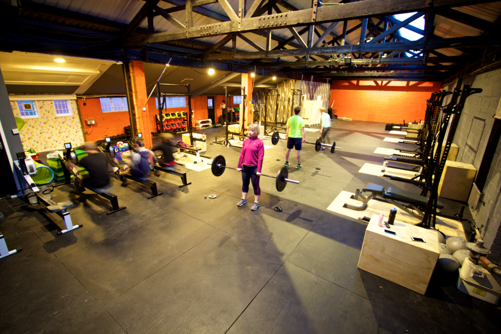Infiniti fitness gym crossfit trafford bootcamps