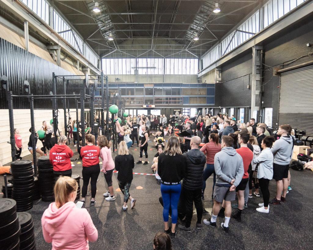 CrossFit Trafford Throwdown Altrincham