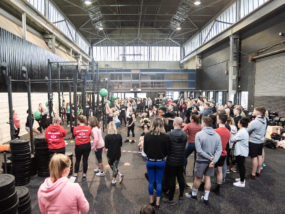 CrossFit Trafford Throwdown Altrincham