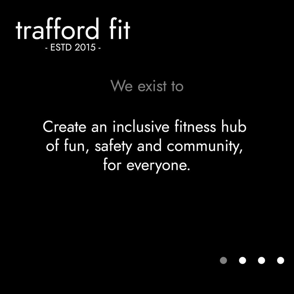 TFit Values - Create an inclusive fitness hub of fun, safety and community, for everyone.